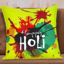 Holi Celebration Cushions 15X15 - Corporate Gifts