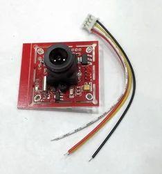 JPEG Color Camera Serial UART Interface Module