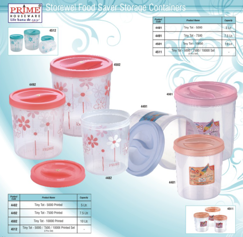Plastic Food Containers Big Food Containers Wholesale Trader from