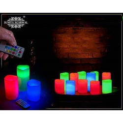 Light Candle with Remote