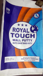 Wall Putty Packing Bag
