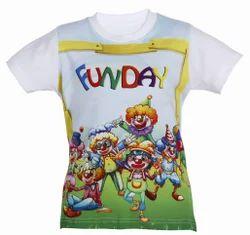 Cartoon Printed T-Shirts