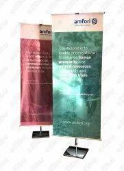 EXIBU Smart Banner Stand