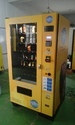 Smart Milk Pouch Vending Machine with Elevator & Cash Acceptor