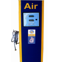 Digital Automatic Tyre Inflator With BPCL Panel
