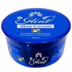 Glink Skin Cream Rich Moisturizing Cream Blue Jar