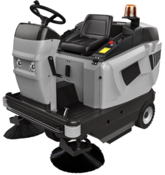 Industrial Sweepers Swiflon Ride -115