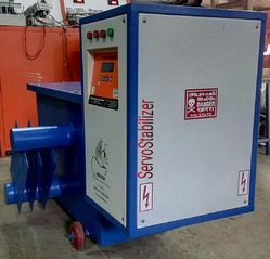 150Kva Servo Stabilizer Oil Cooled