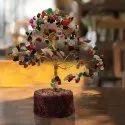 Gemstone Crystal Bonsai Fortune Tree
