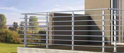 Square Aluminium Handrail