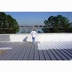 Roof Elastomeric Coating