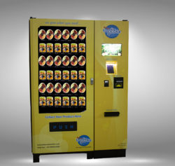 Smart Frozen Fruits Vending Machine