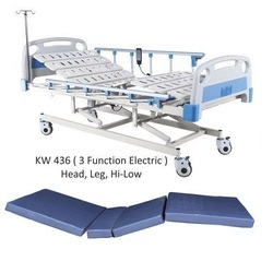 Imported Three Function Electric Cot