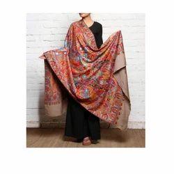 Printed Pashmina Woollen Shawls