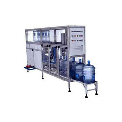 200ml Mineral Water Bottle Filling Machine