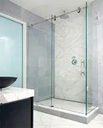 Glass Shower Work Sliding