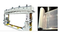 Narrow Web Coating & Laminating Machine