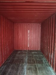 20'GP Cargo Worthy Marine Shipping Containers