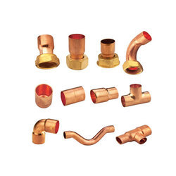 Cu-ETP Copper Fittings
