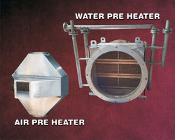 Air to Air Plate Heat Exchanger