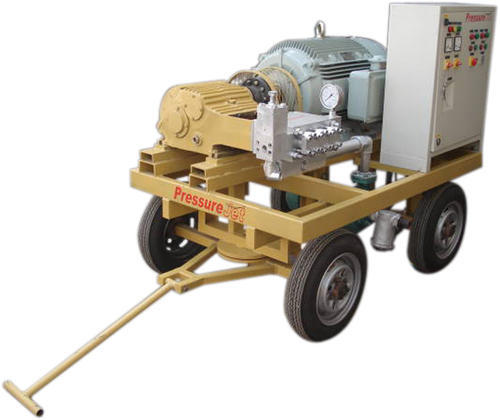 20000 PSI Hydro Jetting Machine