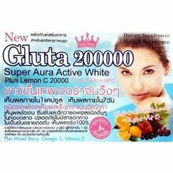Gluta 200000 Mg Softgels Skin Whitening Capsules