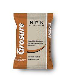NPK Fertilizers 20-20-20