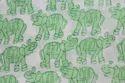 Animal Print Hand Block Fabric