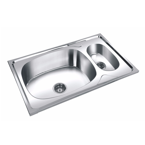 Stainless Steel Double Bowl Sinks   Steel Kitchen Sink Mini Bowl  Manufacturer From Muzaffarnagar