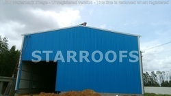 Warehouse Roof Shed