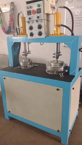 Single Cylinder Semi Automatic Paper Plate Machine & Paper Plate Making Machine - Double Cylinder Fully Automatic Paper ...