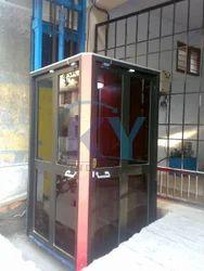 Small Hydraulic Lift