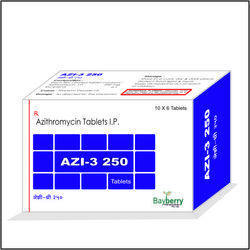 Azithromycin 250 Tab.