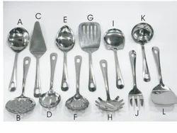 Steel Kitchen Tool Set