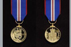 Metallic Medals