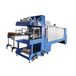 Stacking & Shrink Wrap Machine