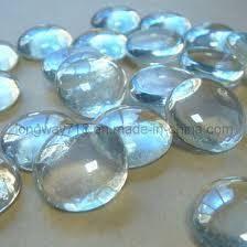 Crystal Glass Pebbles