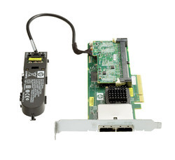 Hp Smart Array P441/4gb Fbwc 12gb 2-Ports Ext Sas Controller 726825-B21