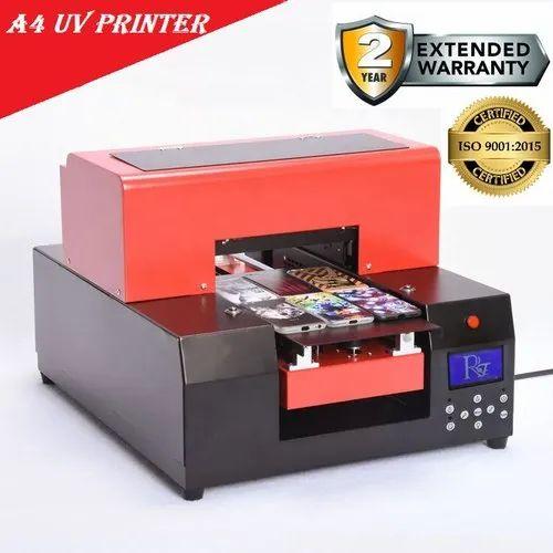 more photos ac4e7 6d713 uv printer - A4 UV Flatbed Printer, For Printing on Mobile Cases ...