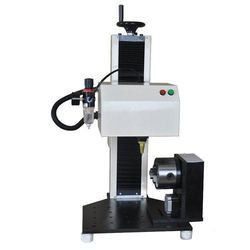 Pneumatic CNC Dot Peen Marking Machine