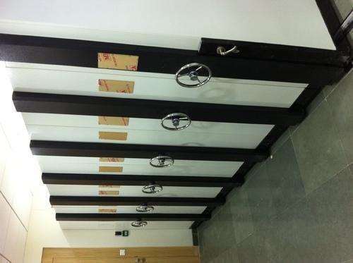 Mobile Storage Racking System
