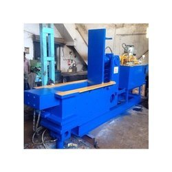 Automatic Double Action Baling Machine