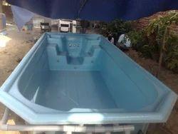 Prefabricated Fiberglass Swimming Pool