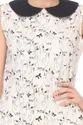 Romantic Bow Western Designer Dress