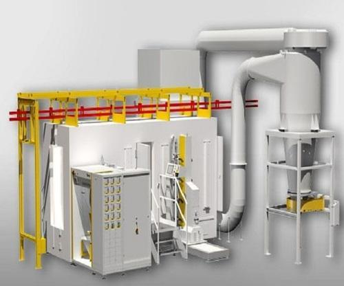 Conveyorised  Powder Coating Management System