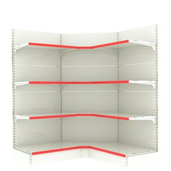 Corner Wall Unit Shelving