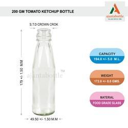 200 Gm Ketchup Bottle