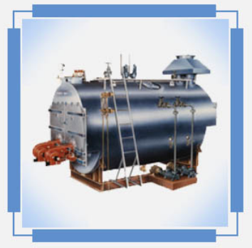 Liquid And Gas Fired Steam Boiler - Double Furnace Liquid And Gas ...