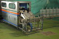 Triblock Rinser Filler Capper Machine