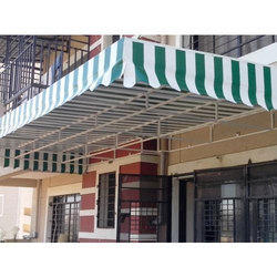 Awning Shed Canopy Fixed Awning Shed Canopy Manufacturer From Pune